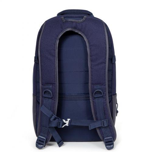 Smallker Accent Blue Backpacks by Eastpak