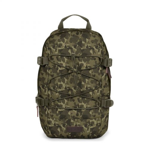 Borys Camo Tact Backpacks by Eastpak
