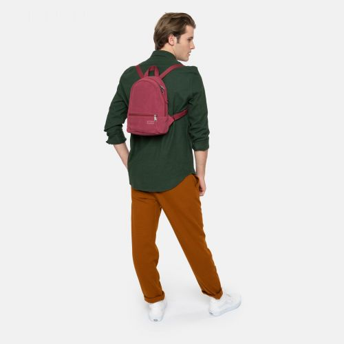 Lucia M Suede Merlot Leather by Eastpak - view 1