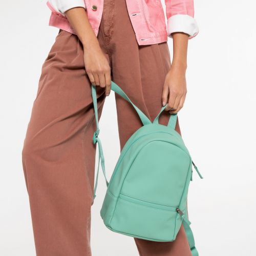 Lucia M Matte Melted Backpacks by Eastpak - view 0