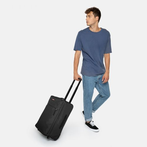Traf'Ik Light S Black Under £100 by Eastpak