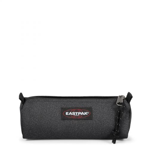 Benchmark Single Sparkly Grey Default Category by Eastpak