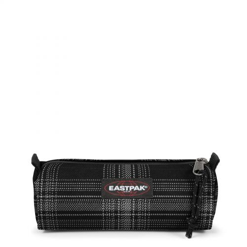 Benchmark Single Checked Dark Accessories by Eastpak