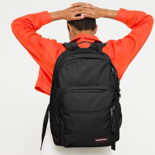 Morius Black Backpacks by Eastpak - view 0