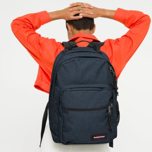 Morius Triple Denim Backpacks by Eastpak - view 0