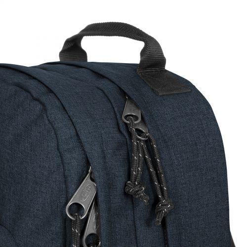 Morius Triple Denim Backpacks by Eastpak