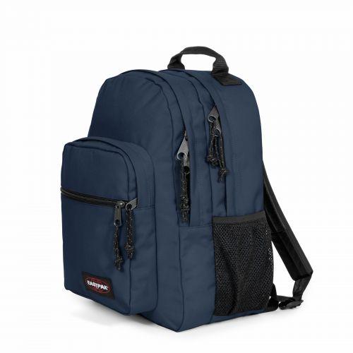Morius Frozen Navy Backpacks by Eastpak
