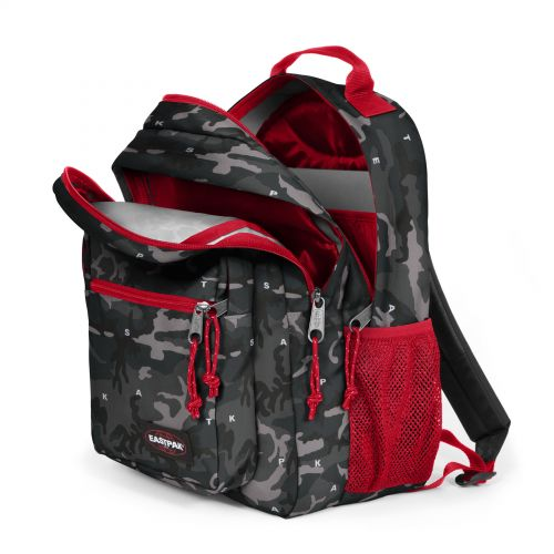 Morius On Top Red Default Category by Eastpak