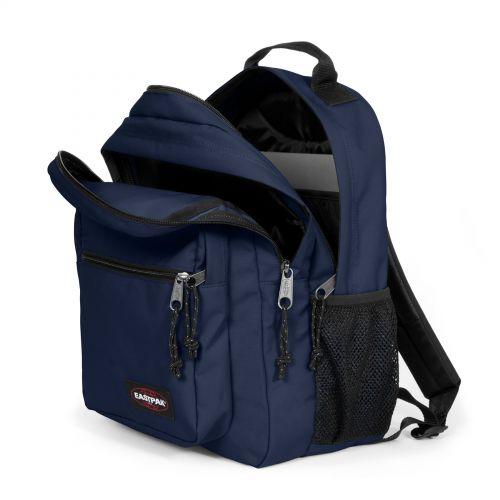 Morius Wave Navy Backpacks by Eastpak