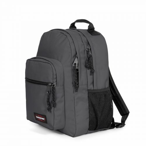 Morius Iron Grey Backpacks by Eastpak