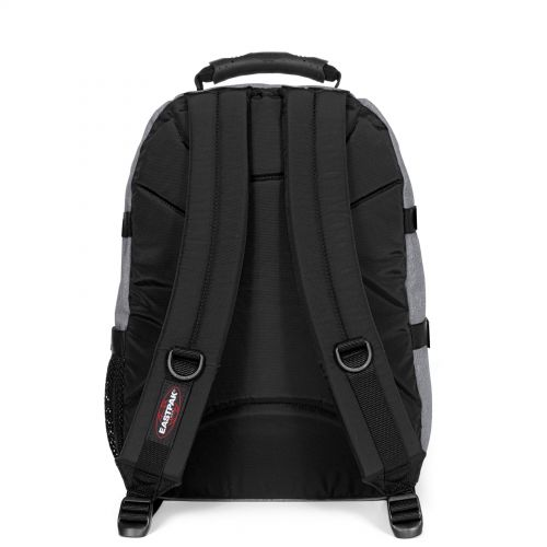 Walf Sunday Grey Backpacks by Eastpak
