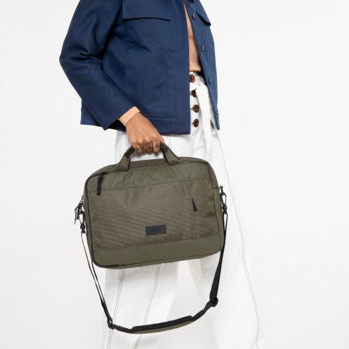 Acton Khaki Shoulderbags by Eastpak