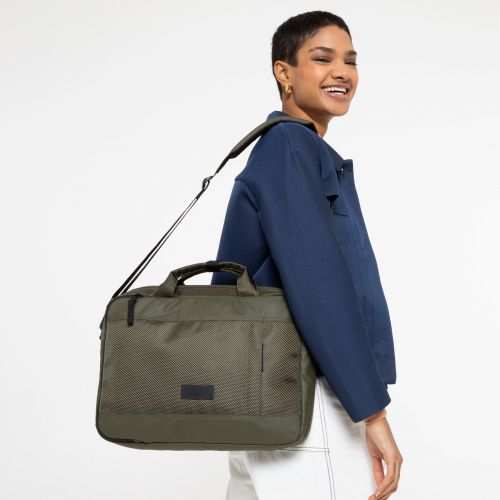 Acton Khaki Shoulderbags by Eastpak - view 0