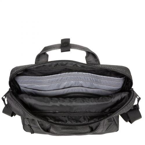 Acton Cnnct Melange Shoulderbags by Eastpak