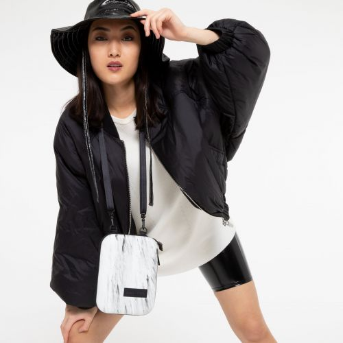 The One Shell Marble Shoulderbags by Eastpak