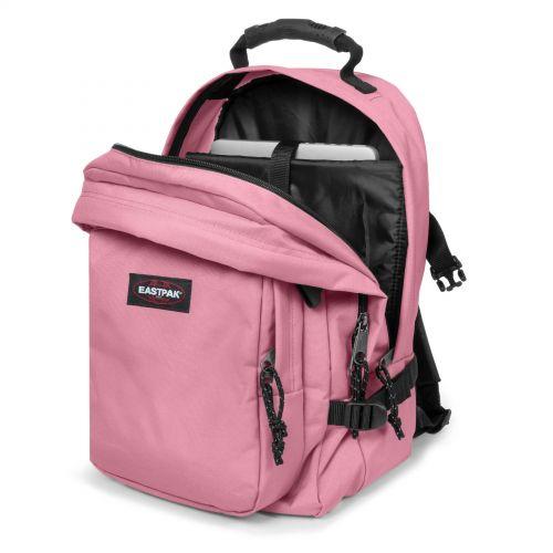 Provider Crystal Pink Backpacks by Eastpak