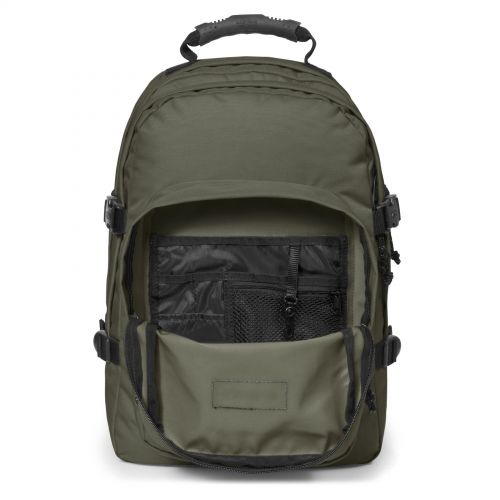 Provider Cactus Khaki Backpacks by Eastpak