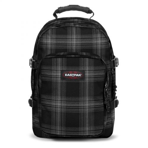 Provider Checked Dark Backpacks by Eastpak