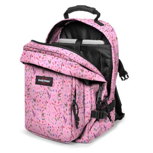 Provider Herbs Pink Backpacks by Eastpak