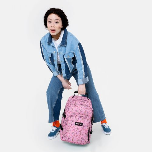 Provider Herbs Pink Backpacks by Eastpak - view 15