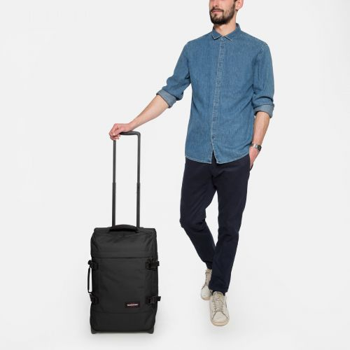 Tranverz S Black Luggage by Eastpak - view 2