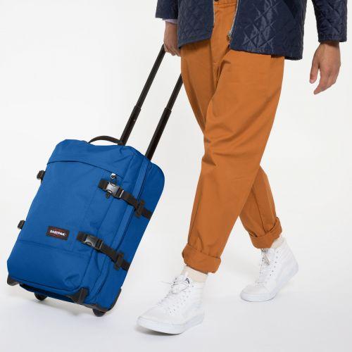 Tranverz S Cobalt Blue Luggage by Eastpak - view 0