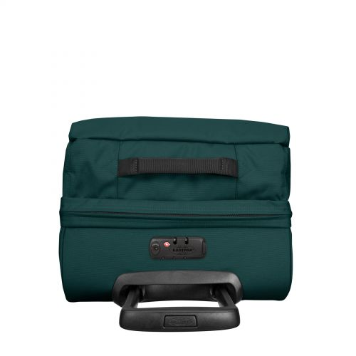 Tranverz S Emerald Green Luggage by Eastpak