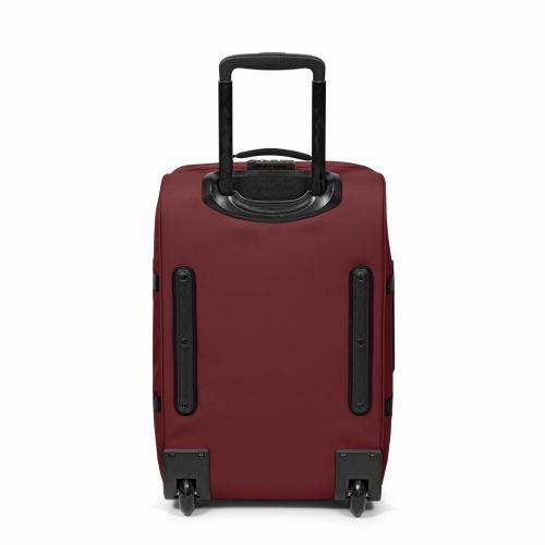 Tranverz S Brisk Burgundy Luggage by Eastpak
