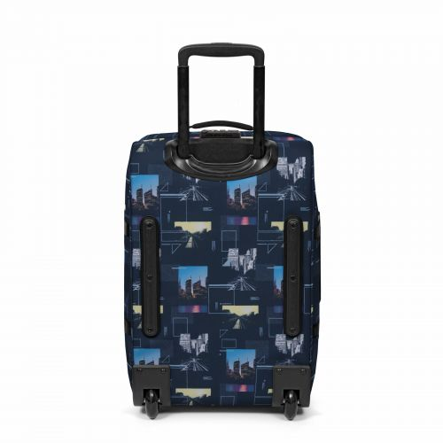 Tranverz S Shapes Blue Luggage by Eastpak