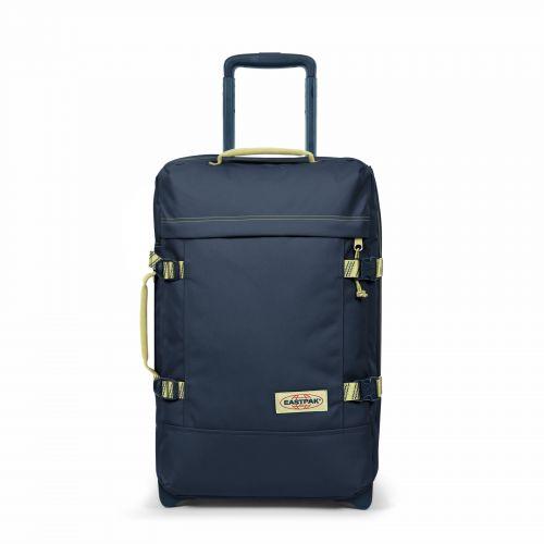 Tranverz S Blakout Stripe Icy Luggage by Eastpak