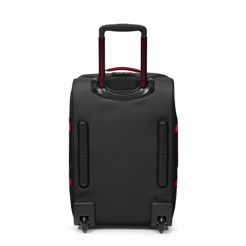 Tranverz S Blakout Stripe Red Luggage by Eastpak