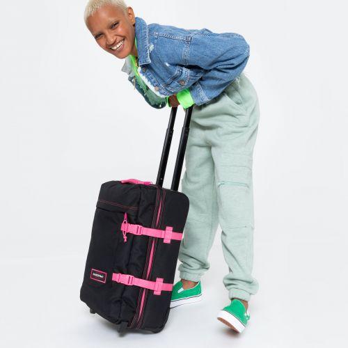 Tranverz S Kontrast Escape Luggage by Eastpak