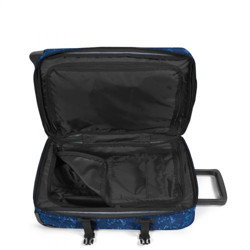 Tranverz S Herbs Navy Luggage by Eastpak