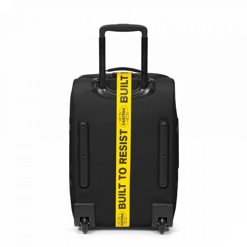 Tranverz S Strap Yellow Luggage by Eastpak