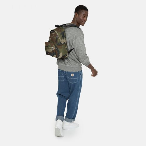 Padded Pak'r® Camo Authentic by Eastpak