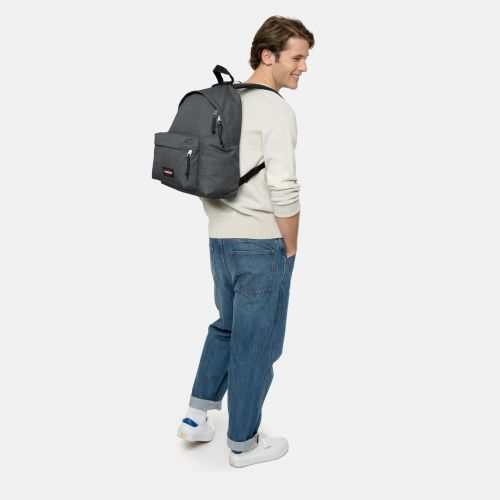 Padded Pak'r® Black Denim Backpacks by Eastpak - view 2