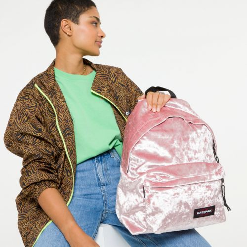 Padded Pak'r® Crushed Pink Around Town by Eastpak