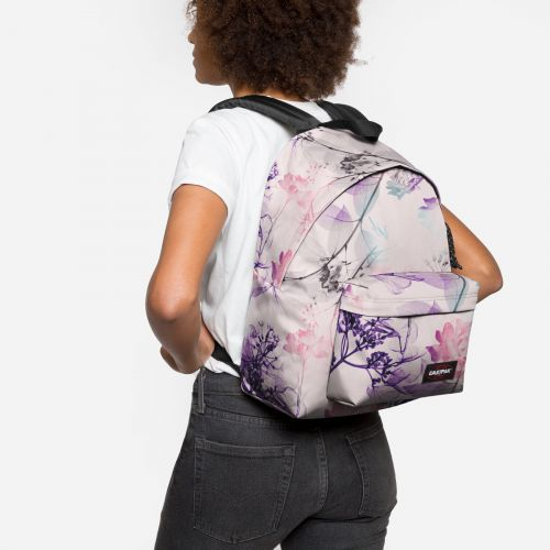 Padded Pak'r® Pink Ray Around Town by Eastpak - view 1