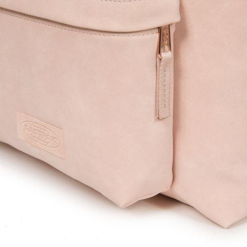 Padded Pak'r® Super Fashion Glitter Pink New by Eastpak