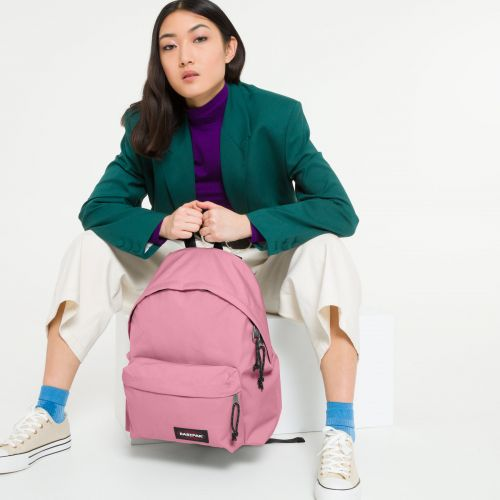 Padded Pak'r® Crystal Pink Backpacks by Eastpak - view 0
