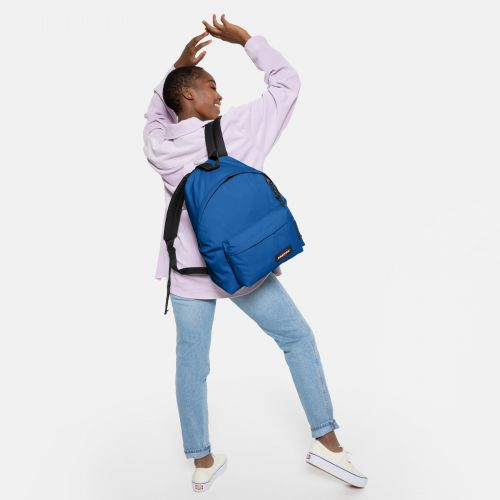Padded Pak'r® Cobalt Blue Backpacks by Eastpak