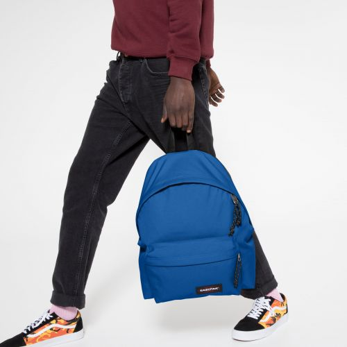 Padded Pak'r® Cobalt Blue Backpacks by Eastpak - view 0