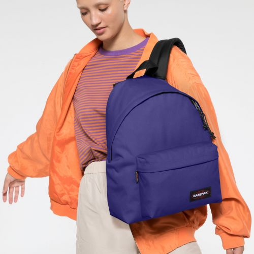 Padded Pak'r® Amethyst Purple Backpacks by Eastpak - view 0