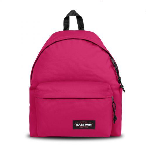 Padded Pak'r® Ruby Pink Backpacks by Eastpak