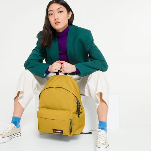 Padded Pak'r® Sunny Yellow Backpacks by Eastpak - view 0