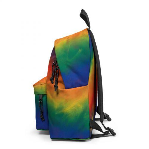 Padded Pak'r® Rainbow Colour Backpacks by Eastpak