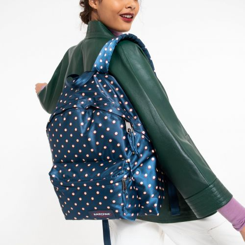 Padded Pak'r® Luxe Dots Backpacks by Eastpak - view 0