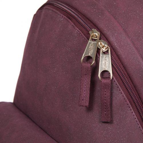 Padded Pak'r® Super Fashion Purple Backpacks by Eastpak