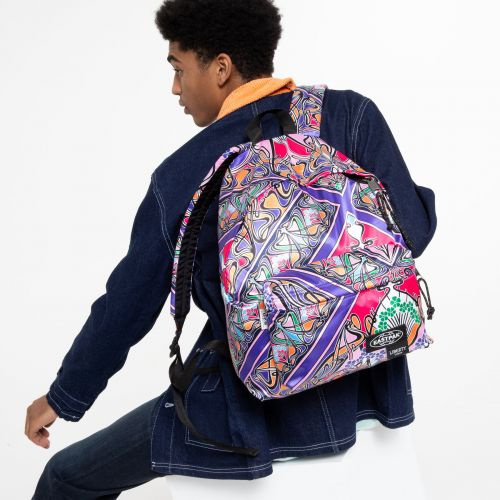 Liberty Padded Pak'r® Pink Liberty London by Eastpak - view 0