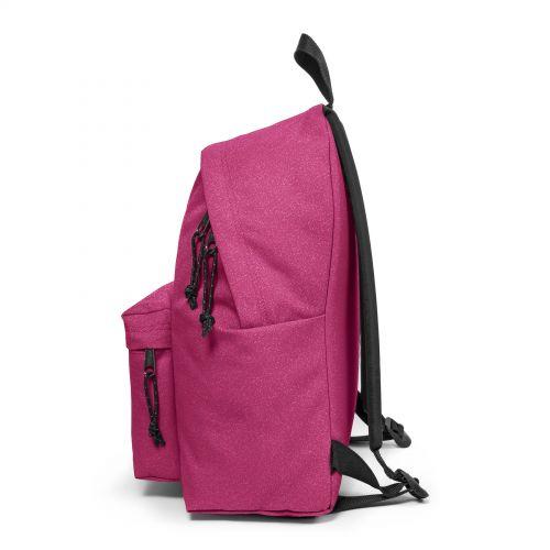 Padded Pak'r® Spark Pink Backpacks by Eastpak
